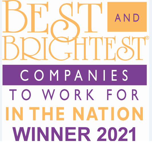 Progressive Sweeping – Best and Brightest Companies to Work For in the Nation Winner 2021
